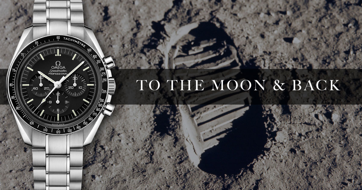 To The Moon & Back: 4 Watches To Brave The Biggest Adventures
